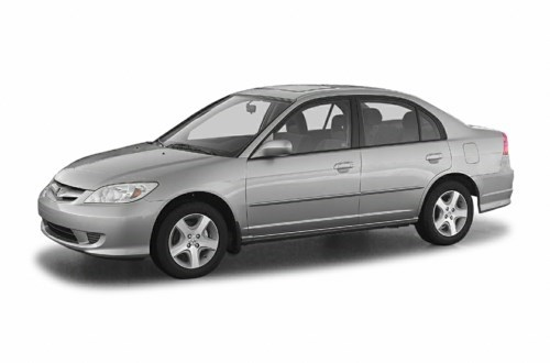 2005 Honda Civic 4dr Sedan_101