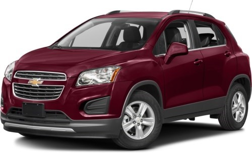 2016 Chevrolet Trax FWD_101