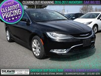 2016 Chrysler 200 C FWD V6 Loaded