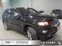 2016 Jeep Grand Cherokee Limited  - Leather Seats - $128.21 /Wk