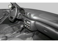 2003 Pontiac Sunfire SL Interior Shot 1