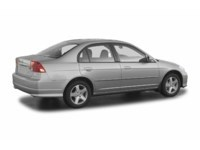 2005 Honda Civic SE Exterior Shot 2