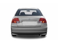 2005 Honda Civic SE Exterior Shot 8