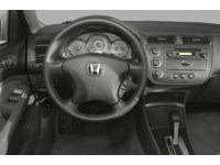 2005 Honda Civic SE Interior Shot 3