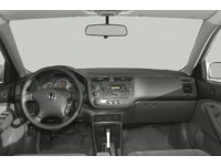 2005 Honda Civic SE Interior Shot 7