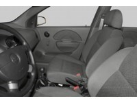 2007 Chevrolet Aveo 5 LT Interior Shot 5