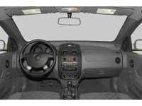 2007 Chevrolet Aveo 5 LT Interior Shot 7