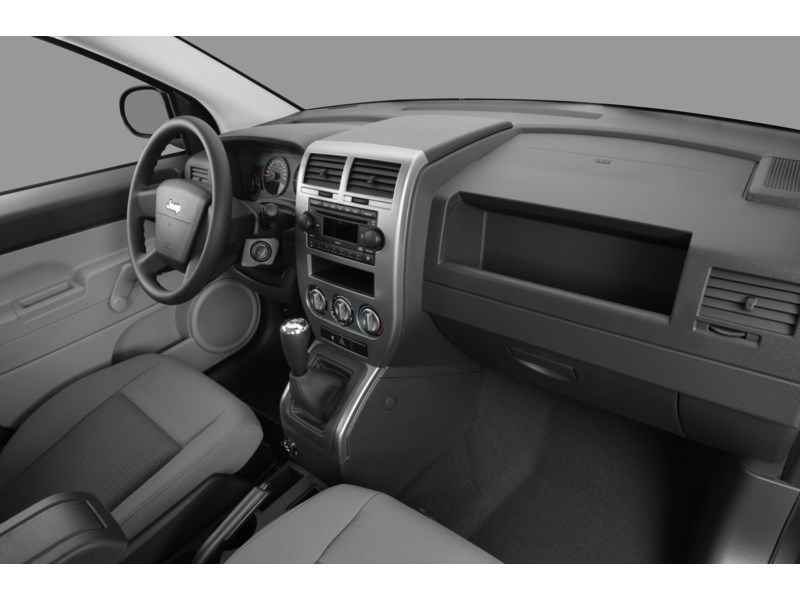 2008 Jeep Compass Interior Photos Home Plan