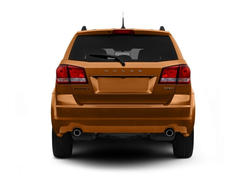2011 Dodge Journey Canada Value Package Exterior Shot 8