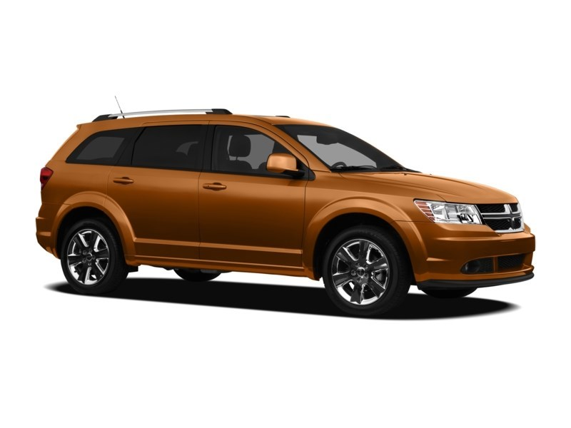 2011 Dodge Journey Canada Value Package Exterior Shot 9