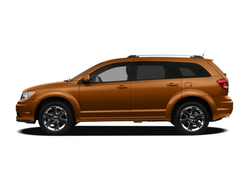 2011 Dodge Journey Canada Value Package Exterior Shot 12