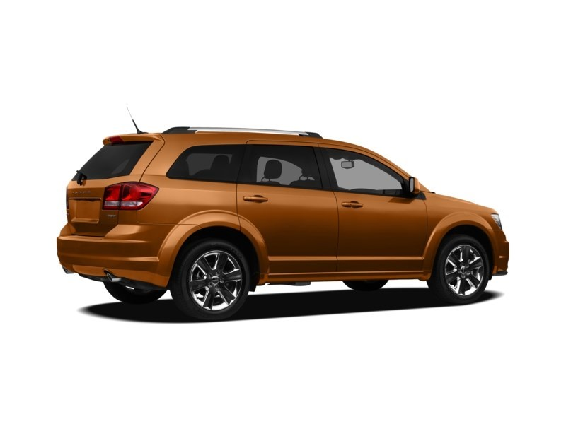 2011 Dodge Journey Canada Value Package Exterior Shot 15