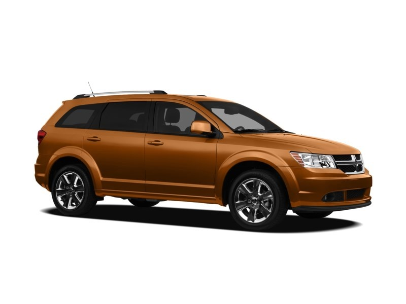2011 Dodge Journey Canada Value Package Exterior Shot 17