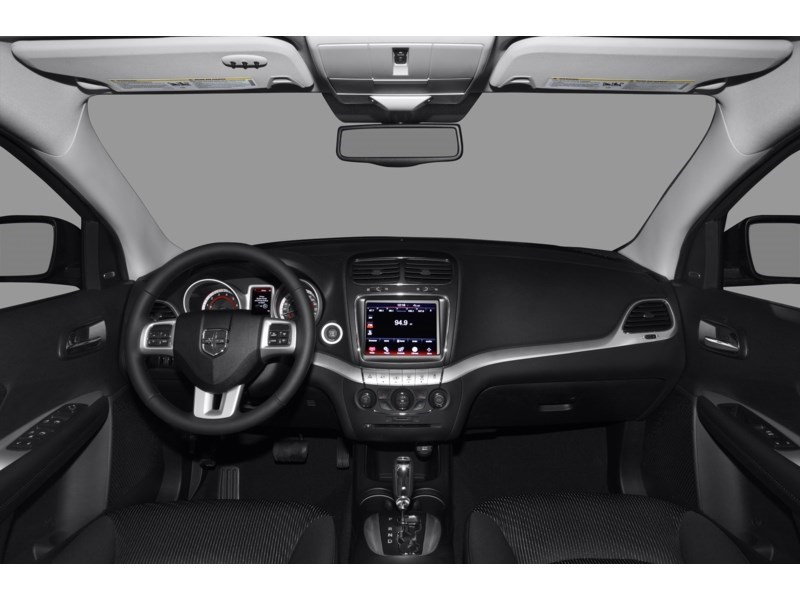 2011 Dodge Journey Canada Value Package Interior Shot 7