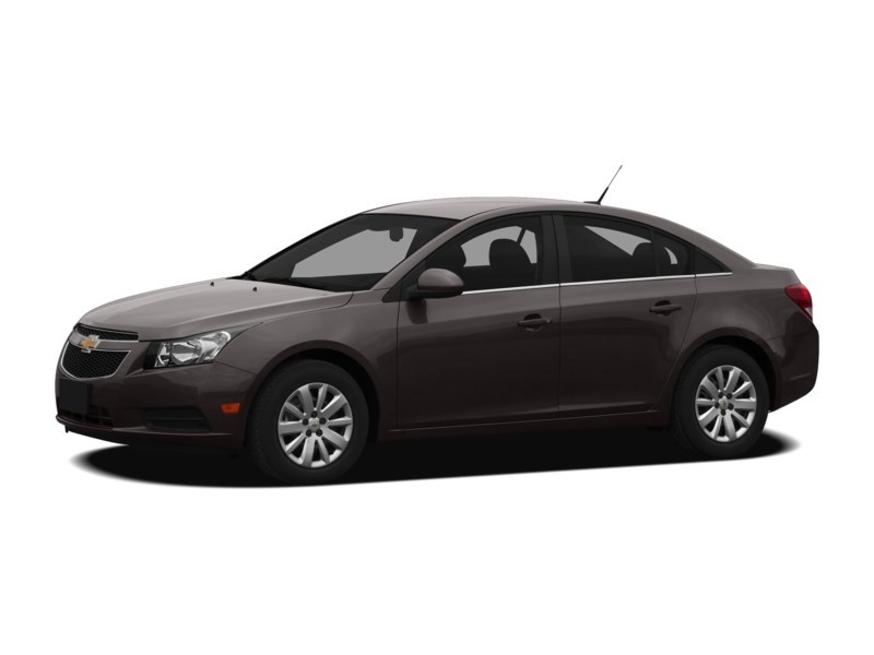 2012 Chevrolet Cruze LT Turbo Exterior Shot 1