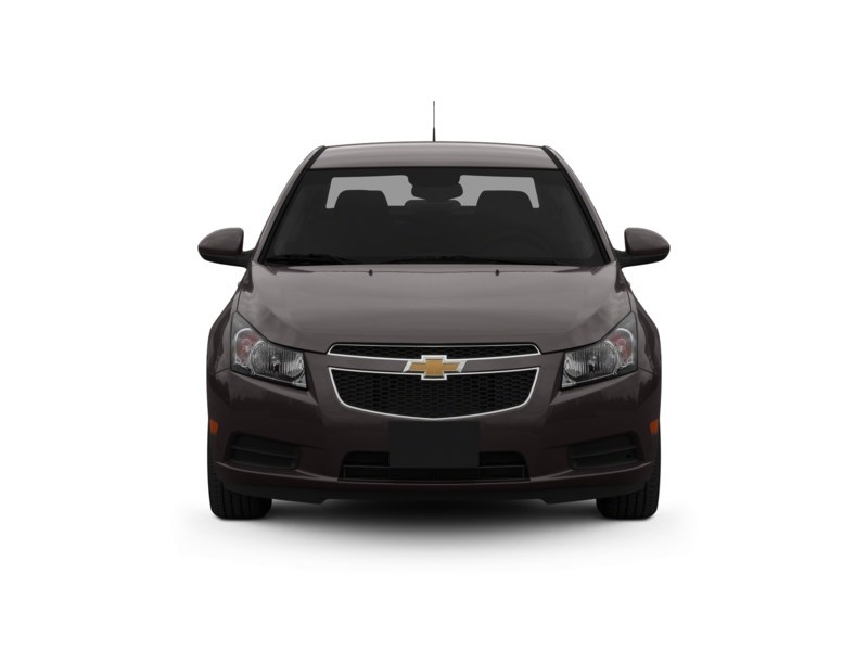 2012 Chevrolet Cruze LT Turbo Exterior Shot 6