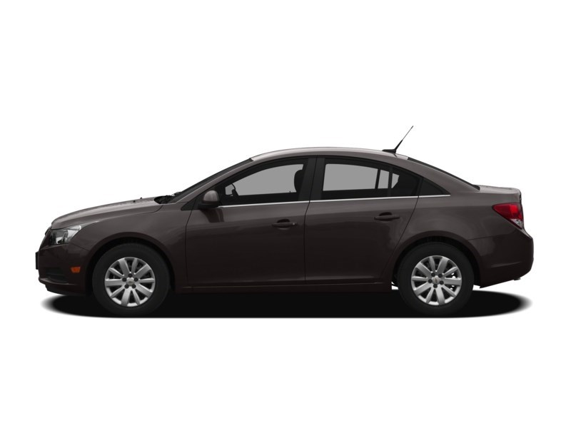 2012 Chevrolet Cruze LT Turbo Exterior Shot 7