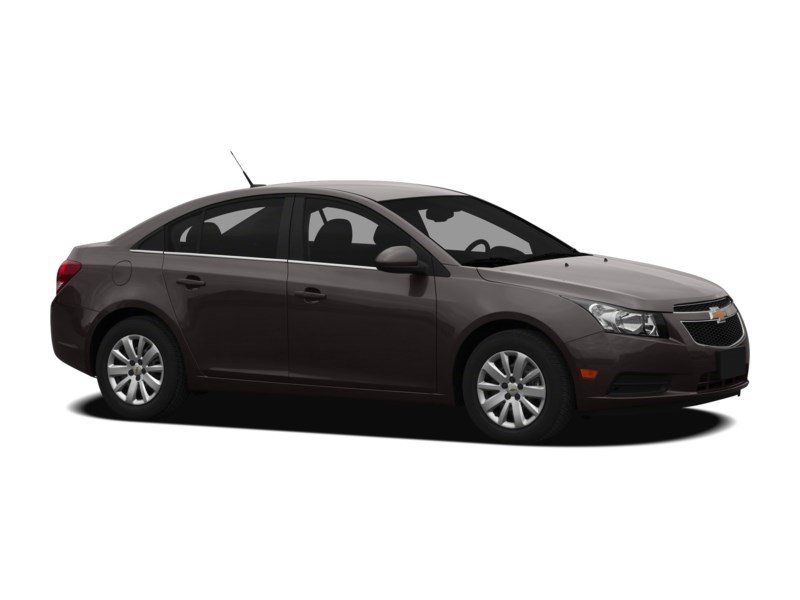 2012 Chevrolet Cruze LT Turbo Exterior Shot 9