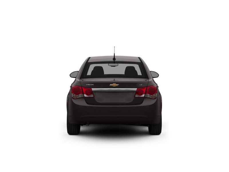 2012 Chevrolet Cruze LT Turbo Exterior Shot 14