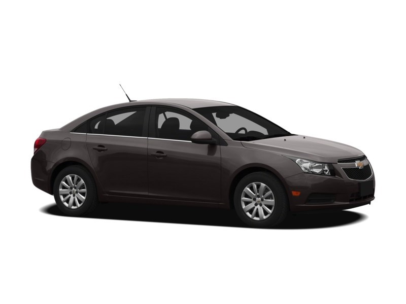 2012 Chevrolet Cruze LT Turbo Exterior Shot 17
