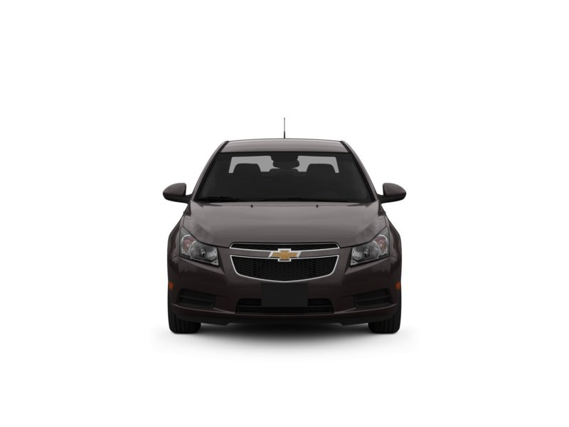 2012 Chevrolet Cruze LT Turbo Exterior Shot 18