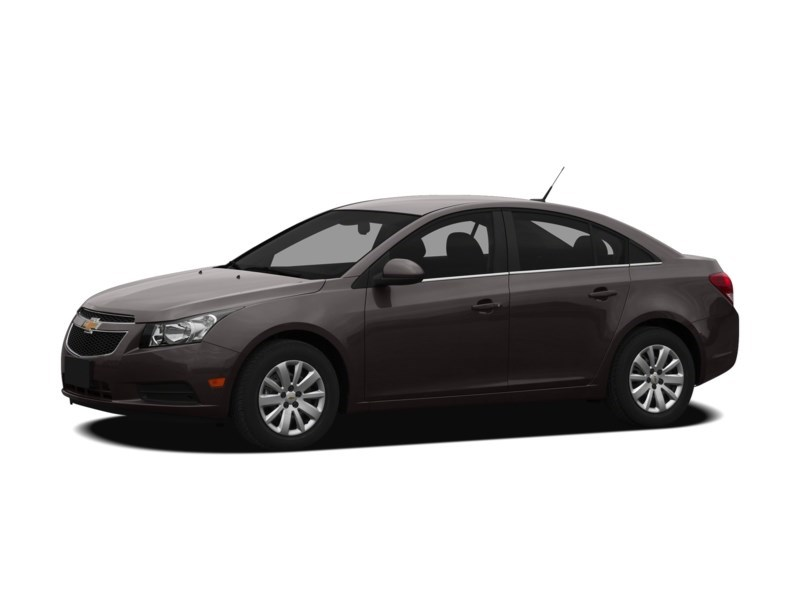 2012 Chevrolet Cruze LT Turbo Exterior Shot 19