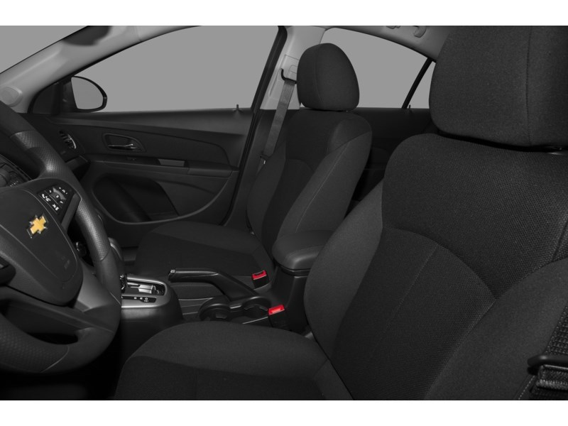 2012 Chevrolet Cruze LT Turbo Interior Shot 5
