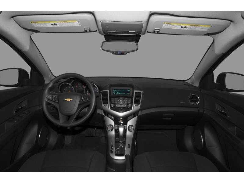 2012 Chevrolet Cruze LT Turbo Interior Shot 7