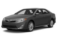 2012 Toyota Camry LE Exterior Shot 1