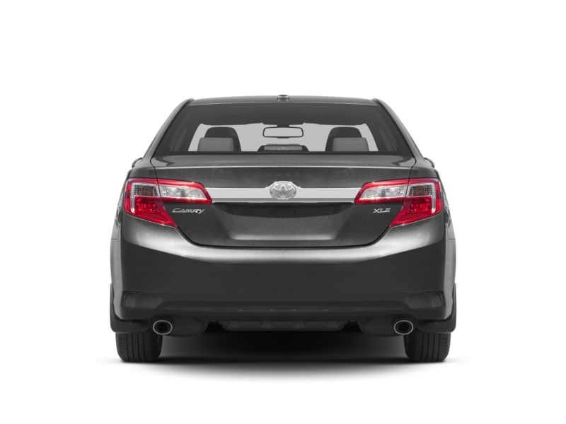 2012 Toyota Camry LE Exterior Shot 8