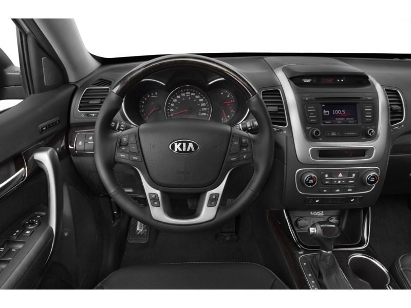 2015 Kia Sorento LX Premium Interior Shot 3