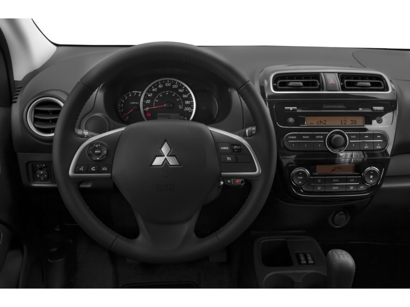 2015 Mitsubishi Mirage ES Interior Shot 3