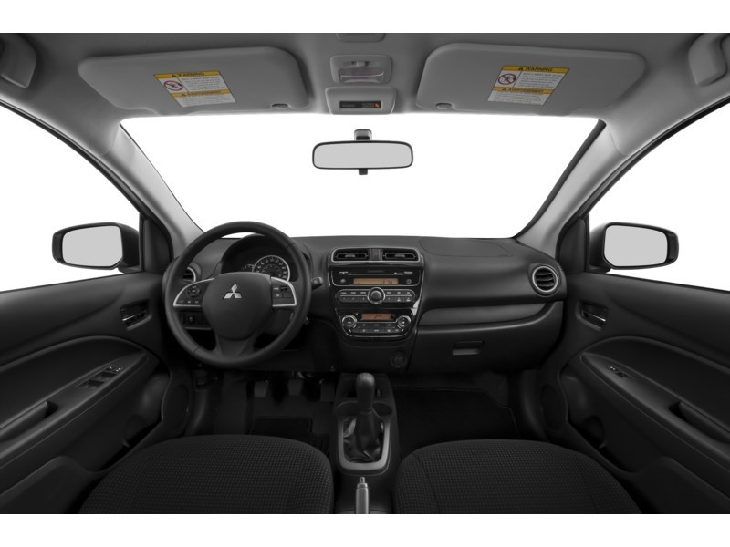 2015 Mitsubishi Mirage ES Interior Shot 7
