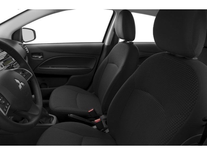 2015 Mitsubishi Mirage ES Interior Shot 5