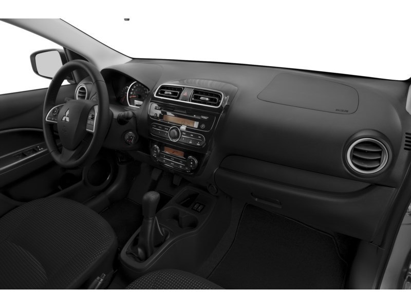 2015 Mitsubishi Mirage ES Interior Shot 1