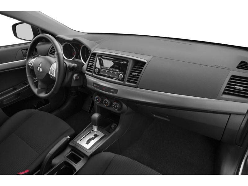 2015 Mitsubishi Lancer SE AWD ****ONLY 45435KM'S!!! WOW***** Interior Shot 1