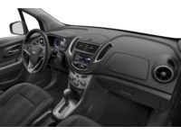2016 Chevrolet Trax LT Interior Shot 1