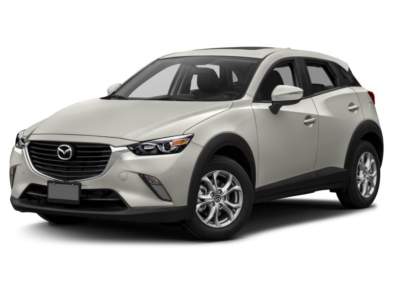 2016 Mazda CX-3 Good things come in small packages Exterior Shot 1