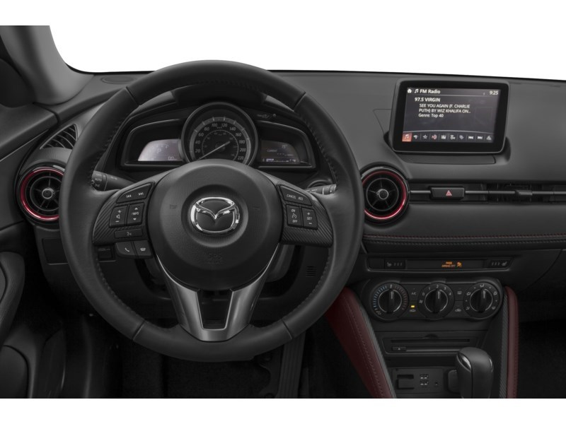 2016 Mazda CX-3 Good things come in small packages Interior Shot 3