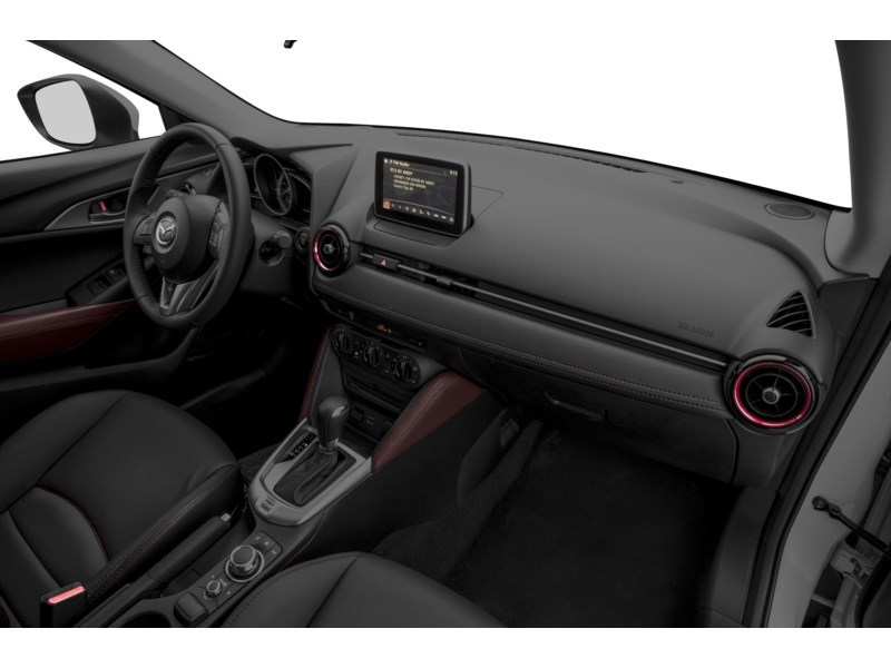 2016 Mazda CX-3 Good things come in small packages Interior Shot 1