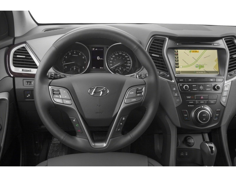 2018 Hyundai Santa Fe XL Limited Interior Shot 3