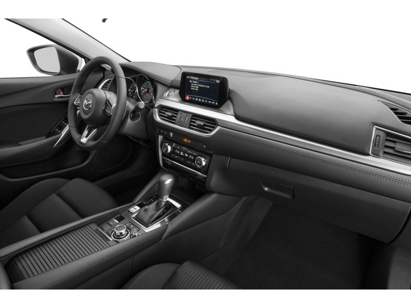 2017 Mazda Mazda6 GS Interior Shot 1