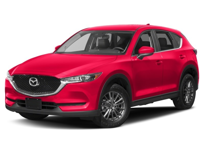 2017 Mazda CX-5 GS Exterior Shot 1