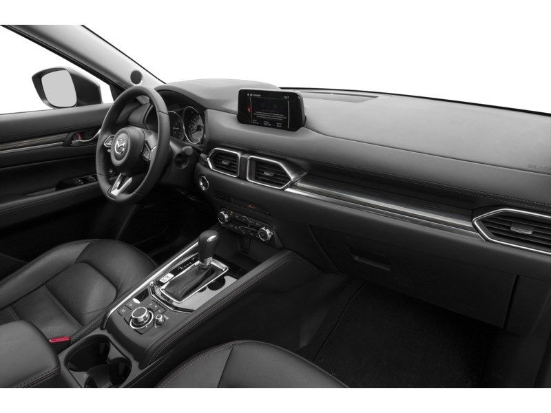 2017 Mazda CX-5 GT Interior Shot 1
