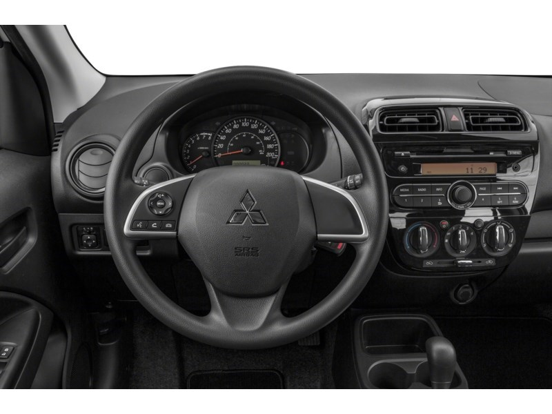 2018 Mitsubishi Mirage ES Interior Shot 3