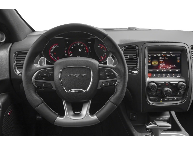 2018 Dodge Durango SRT Interior Shot 3