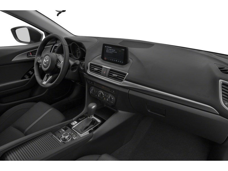 2018 Mazda Mazda3 GS Interior Shot 1