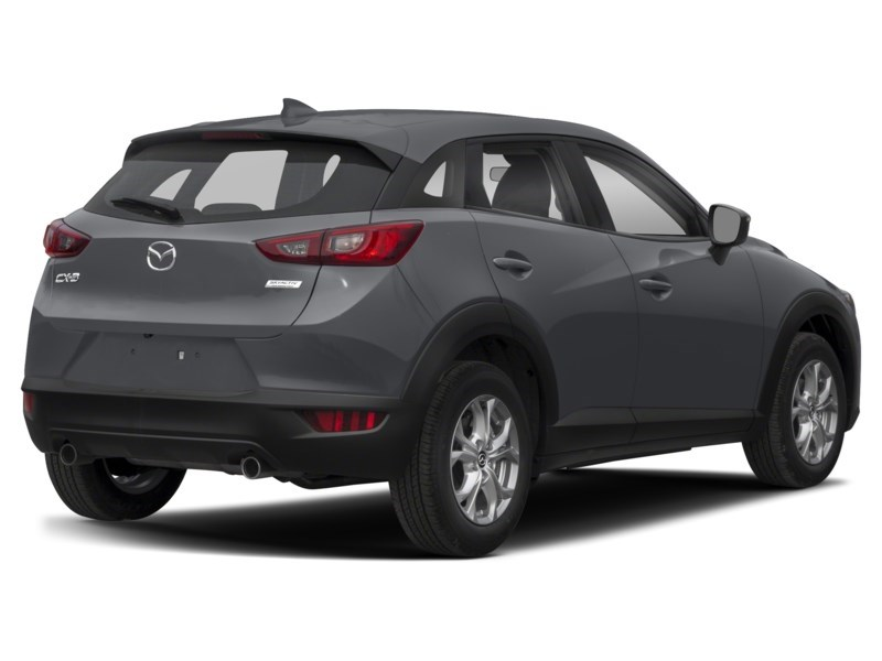 2018 Mazda CX-3 GS Exterior Shot 2