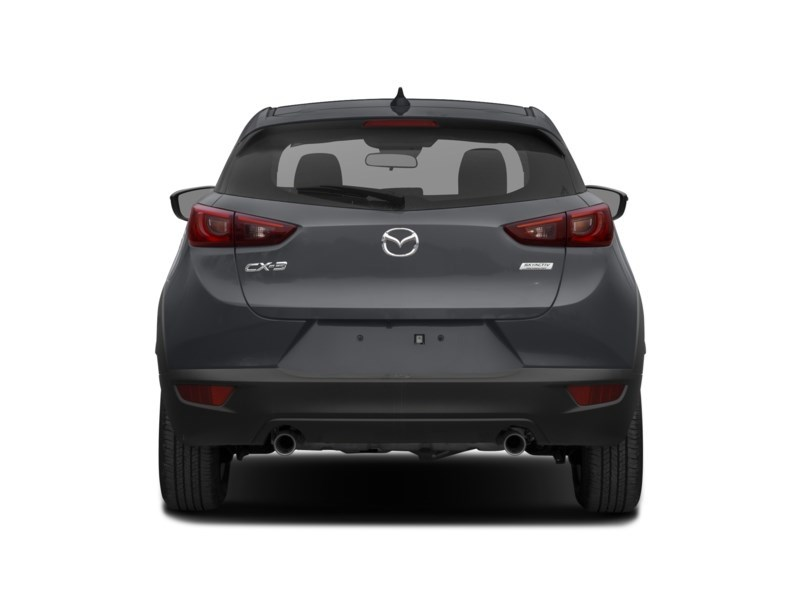 2018 Mazda CX-3 GS Exterior Shot 8