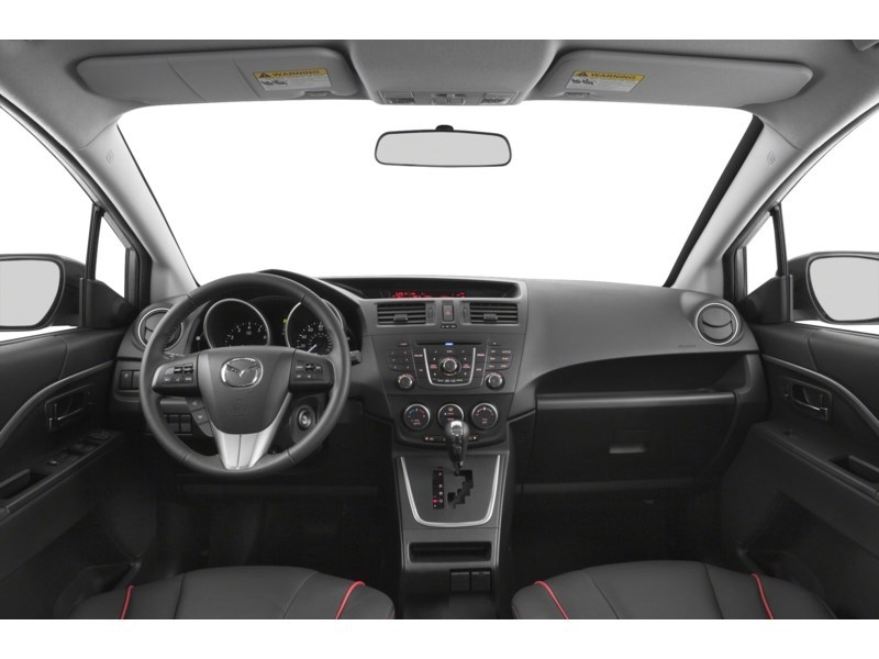 2012 Mazda Mazda5 GS Interior Shot 6